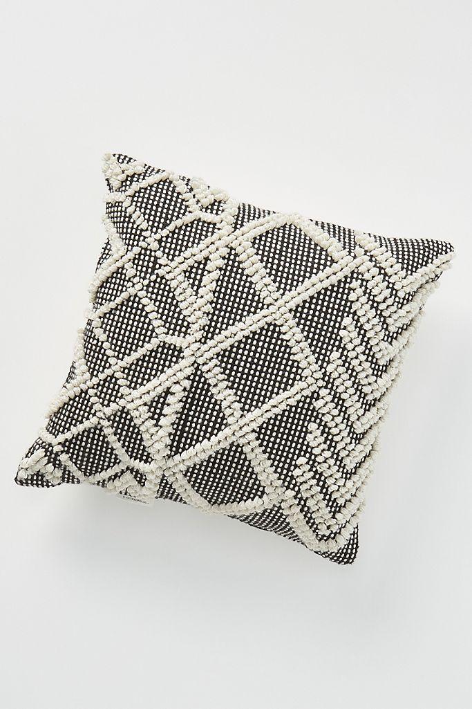 Anthropologie Outdoor Pillow