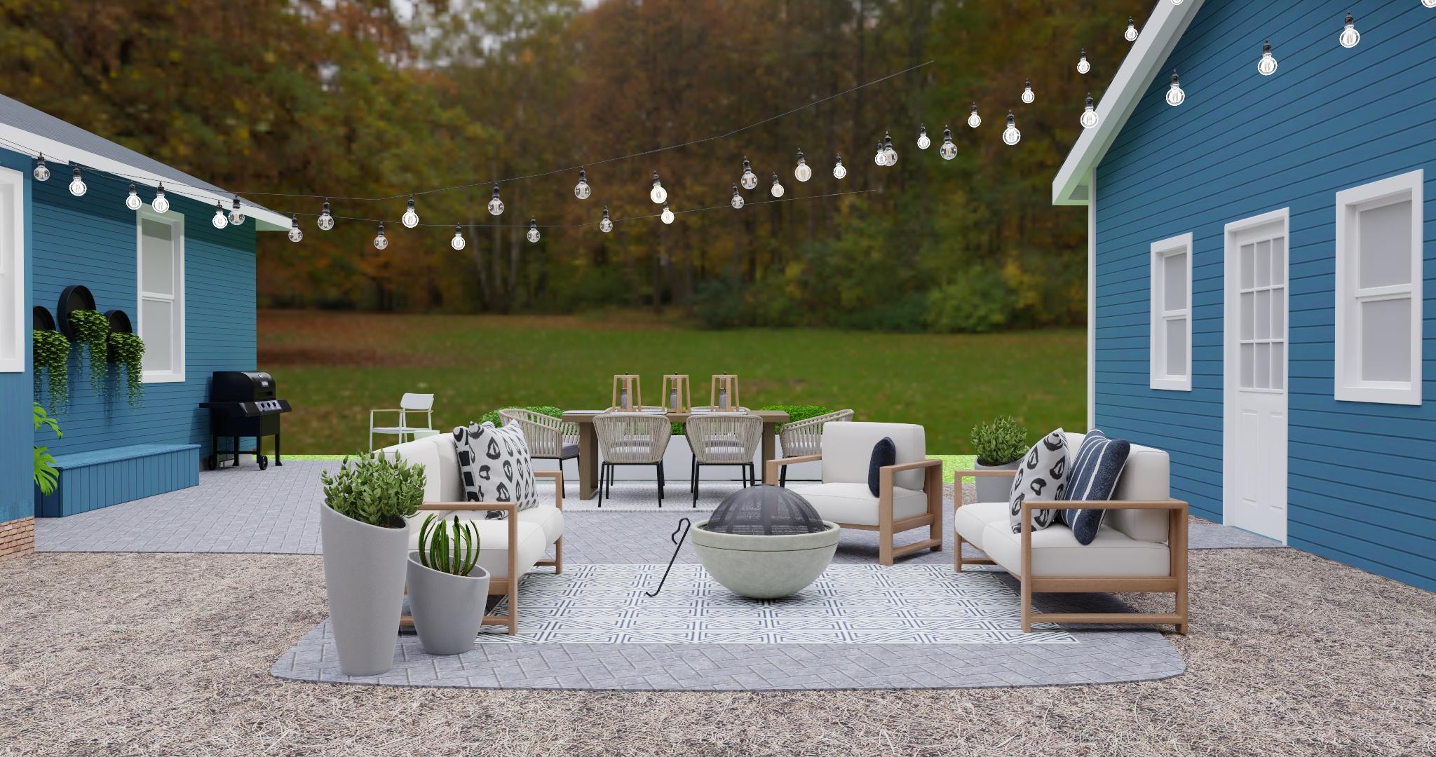 Spacejoy Outdoor Lounge