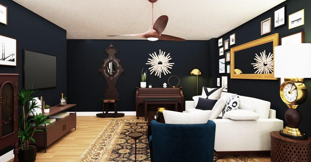 art deco style decor