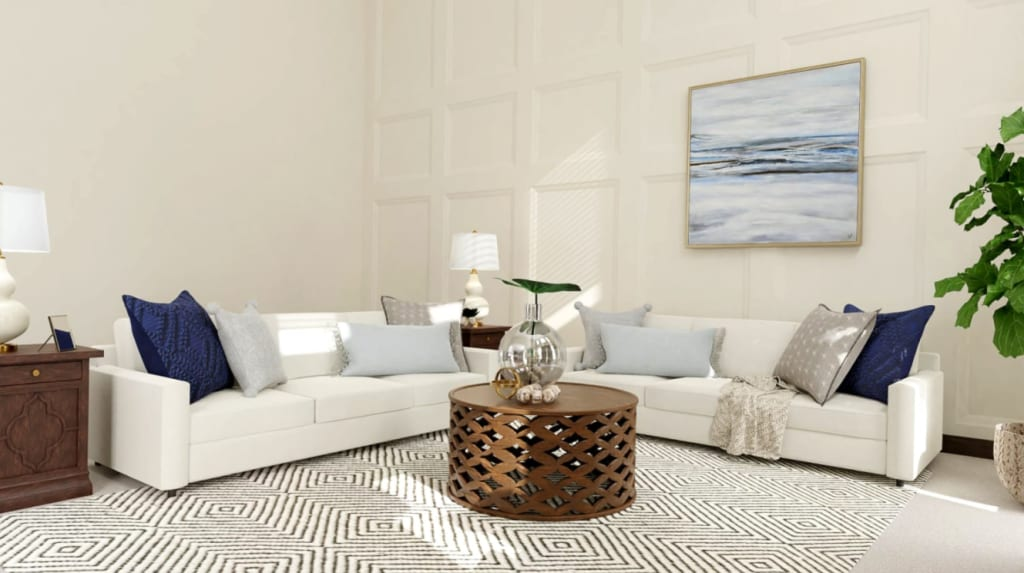 transitional style furniture