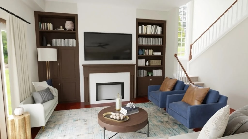 transitional style living room guide