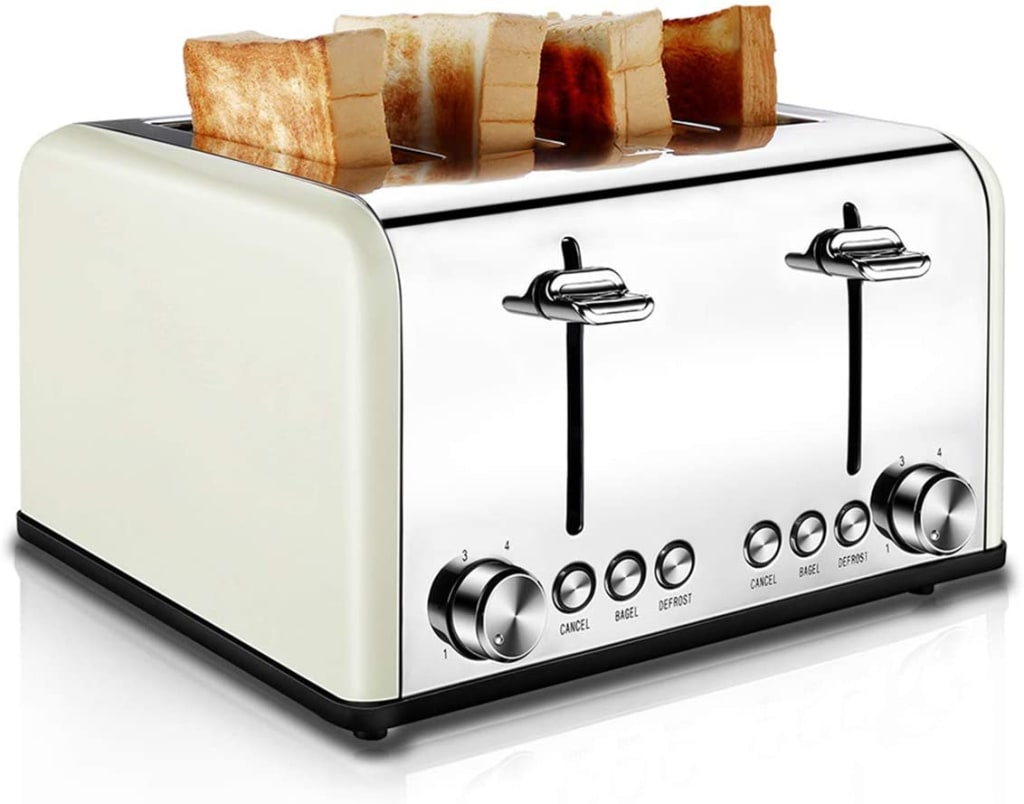 retro toaster gift idea
