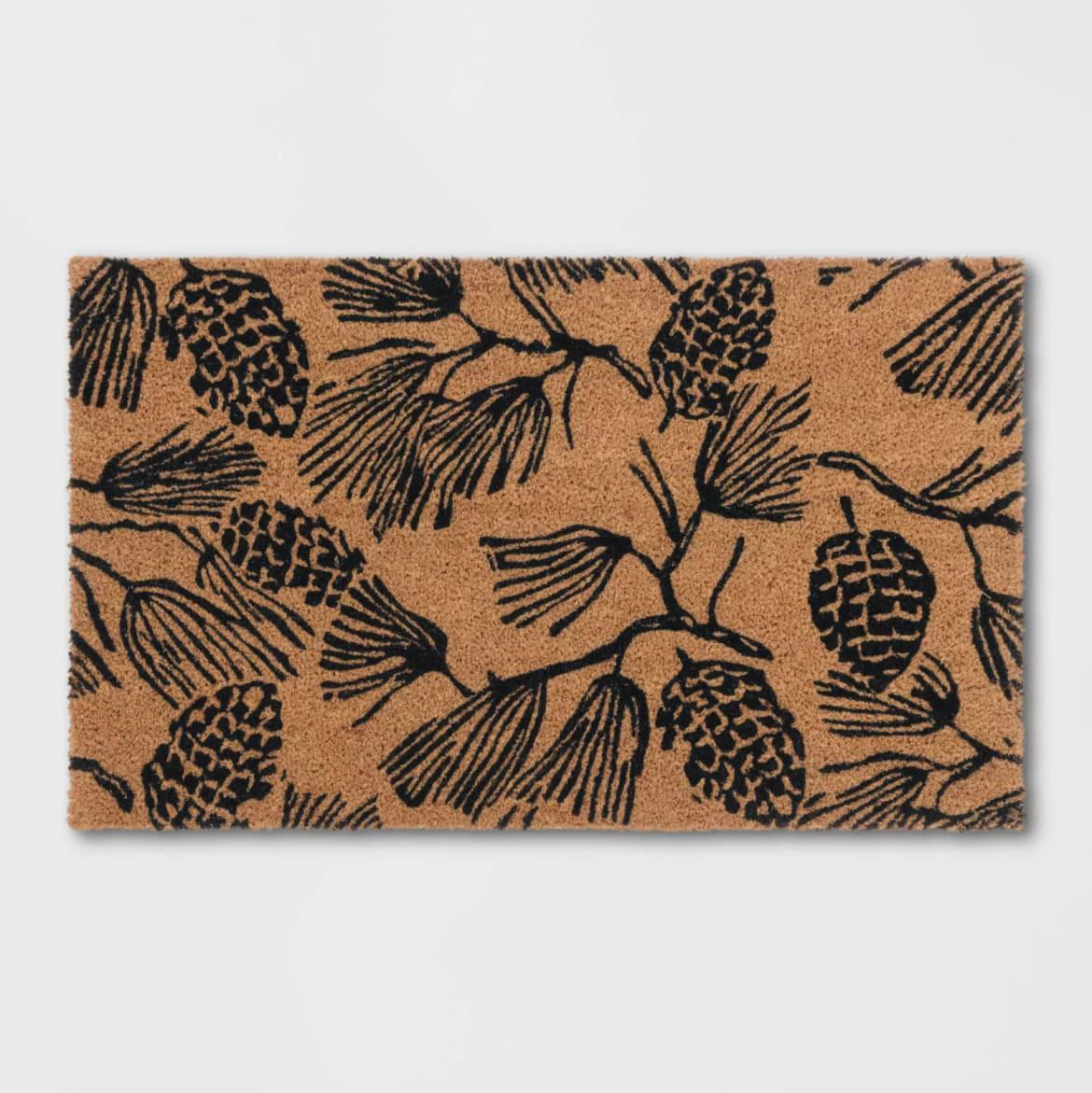 Pine Coir Inline Doormat from Target