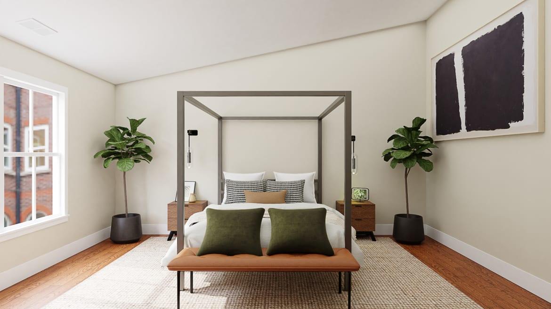 Spacejoy Modern Bedroom