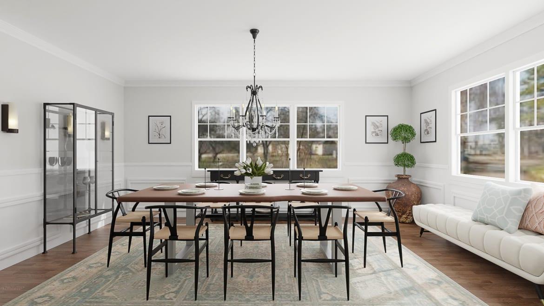 Spacejoy Dining Room