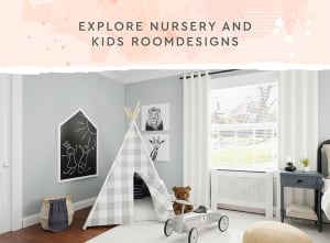 Nursery And Kid's Rooms Designs