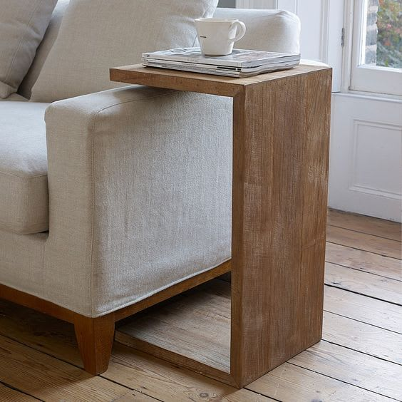 Side table for living room
