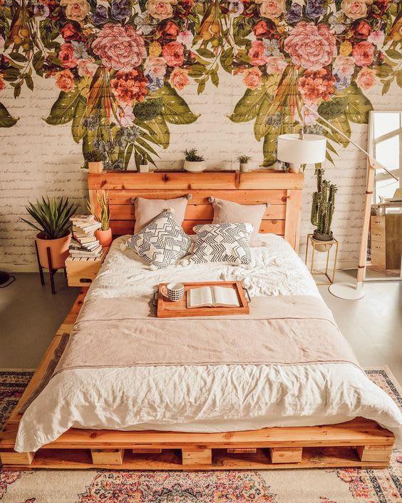 hollywood regency style bedroom