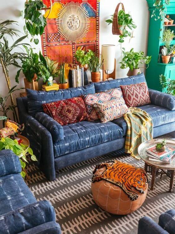 Modern Bohemian Interior Design