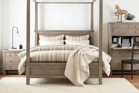 Canopy Bed, Wayfair