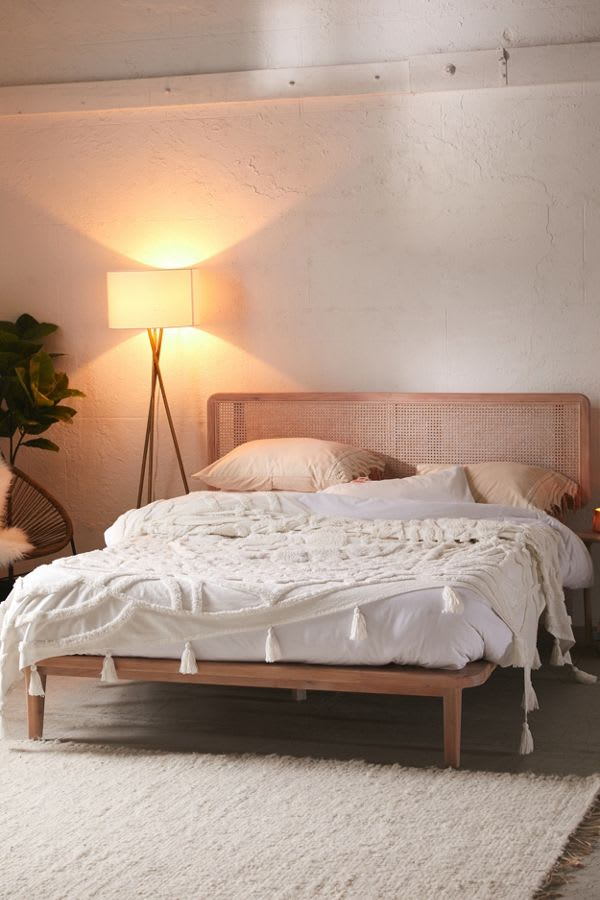 Marte Platform Bed from Urban Outfitters