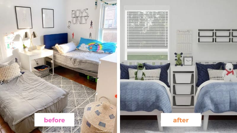 Online Interior Design Help for a Nautical Kids Bedroom