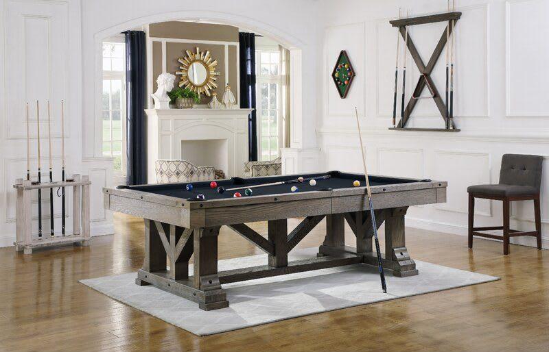 Cross Creek Slate Pool Table