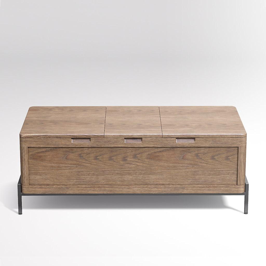 Winchester Rectangular Trunk_Crate & Barrel
