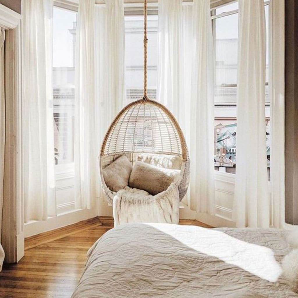 Bedroom Design With Natural Elements