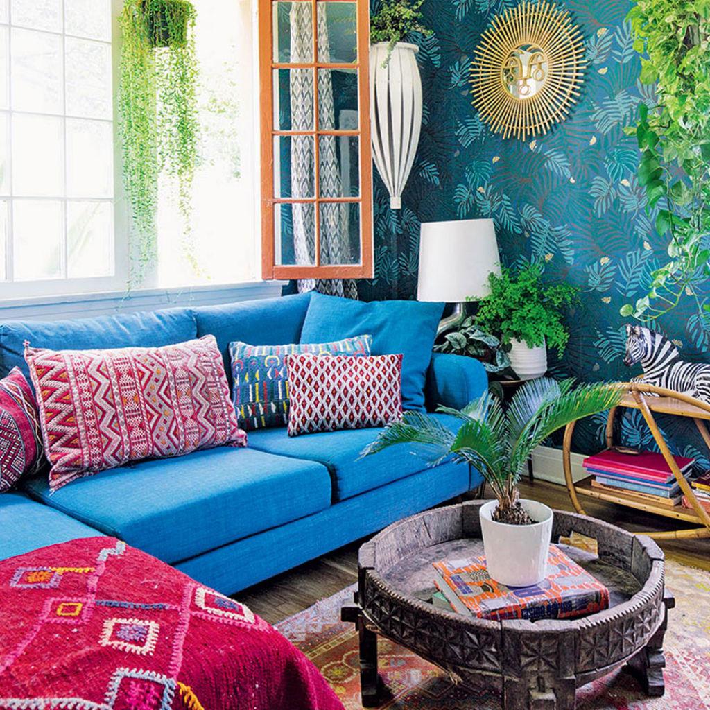 Bohemian Decor Living Room