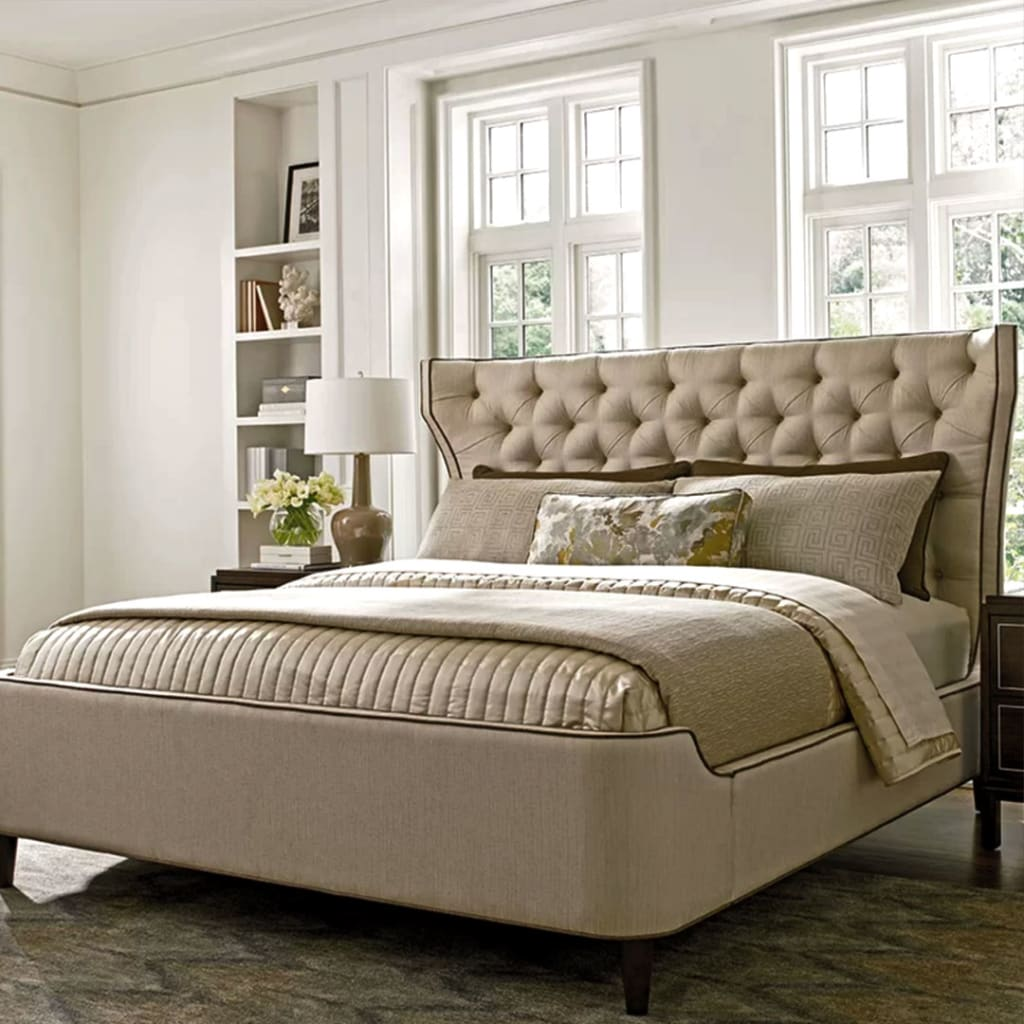 Panel bed design