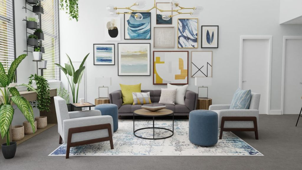 eclectic furniture guide
