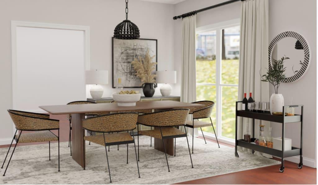 Dining Room Design Spacejoy