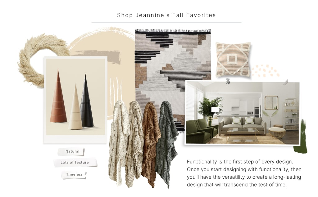 Jeannine's Holiday Picks