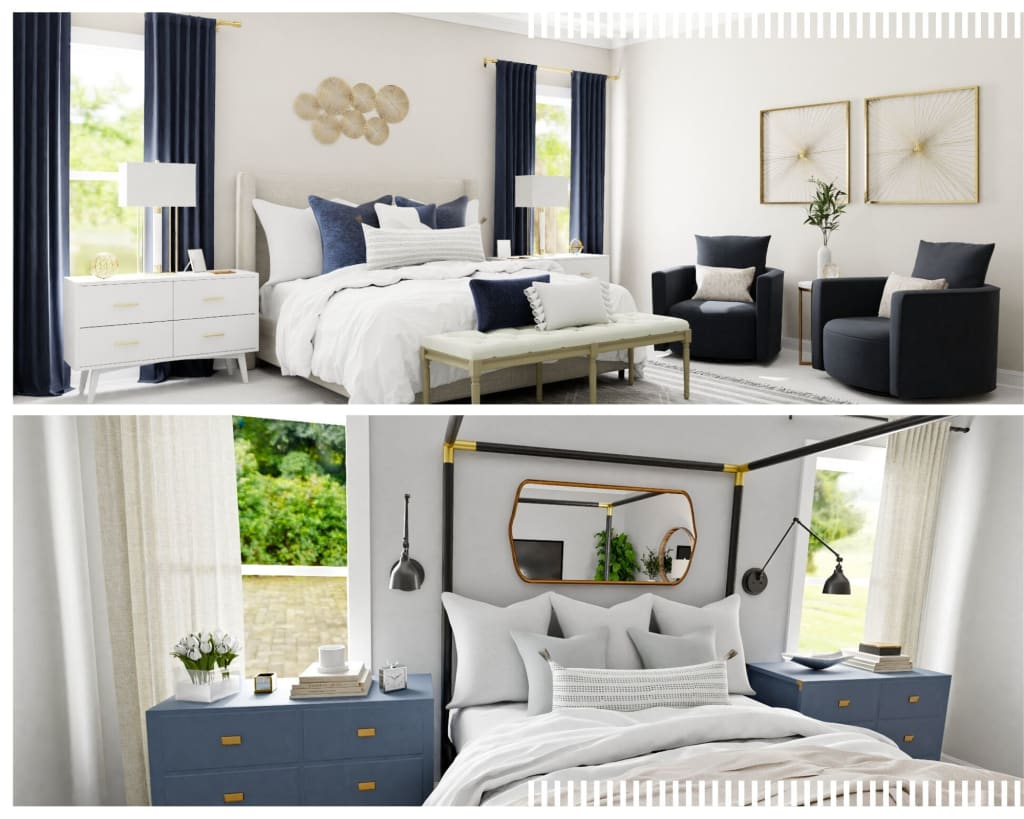 Small bedroom design layout guide
