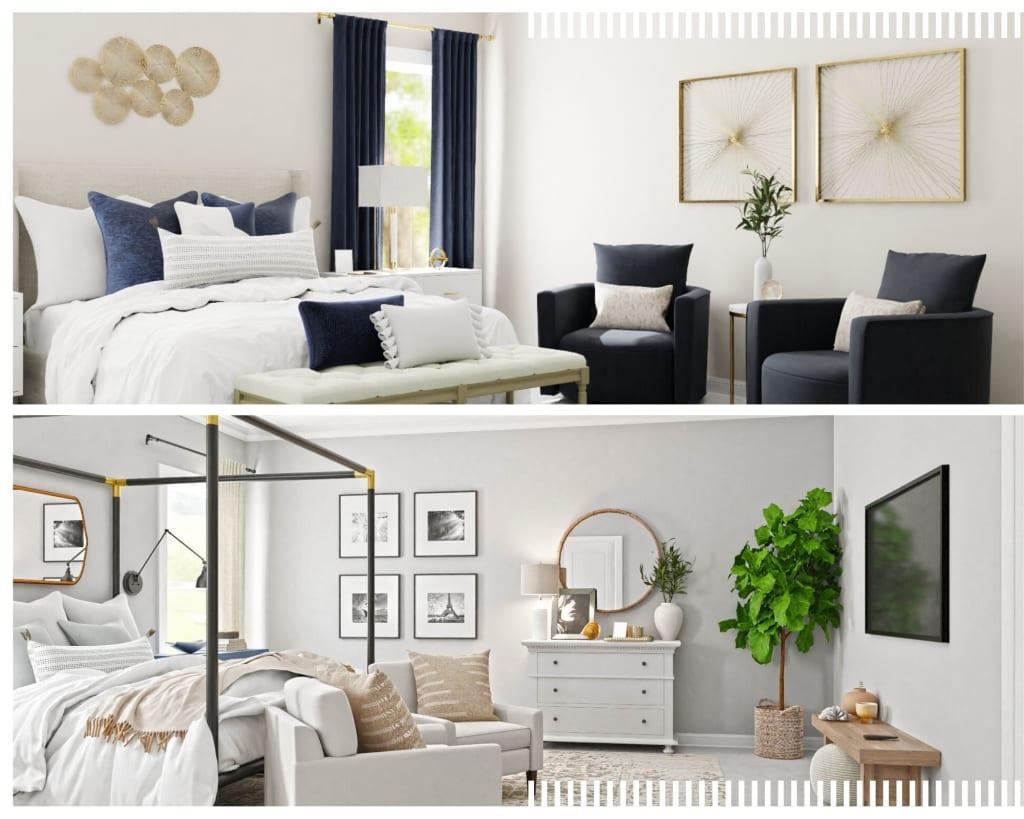 Small bedroom design advice