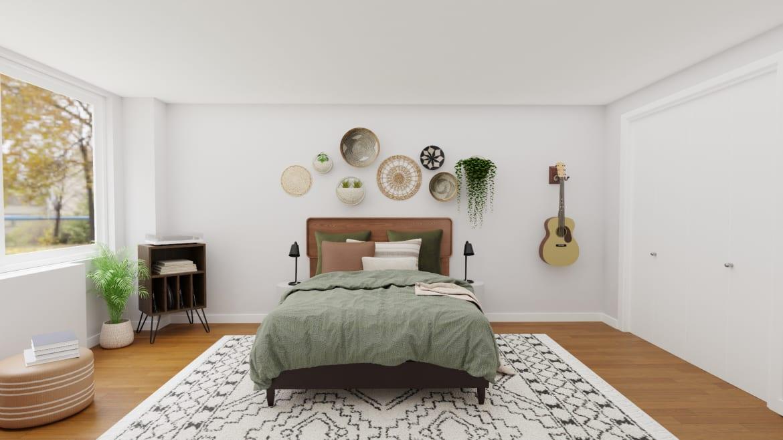 Spacejoy Bedroom