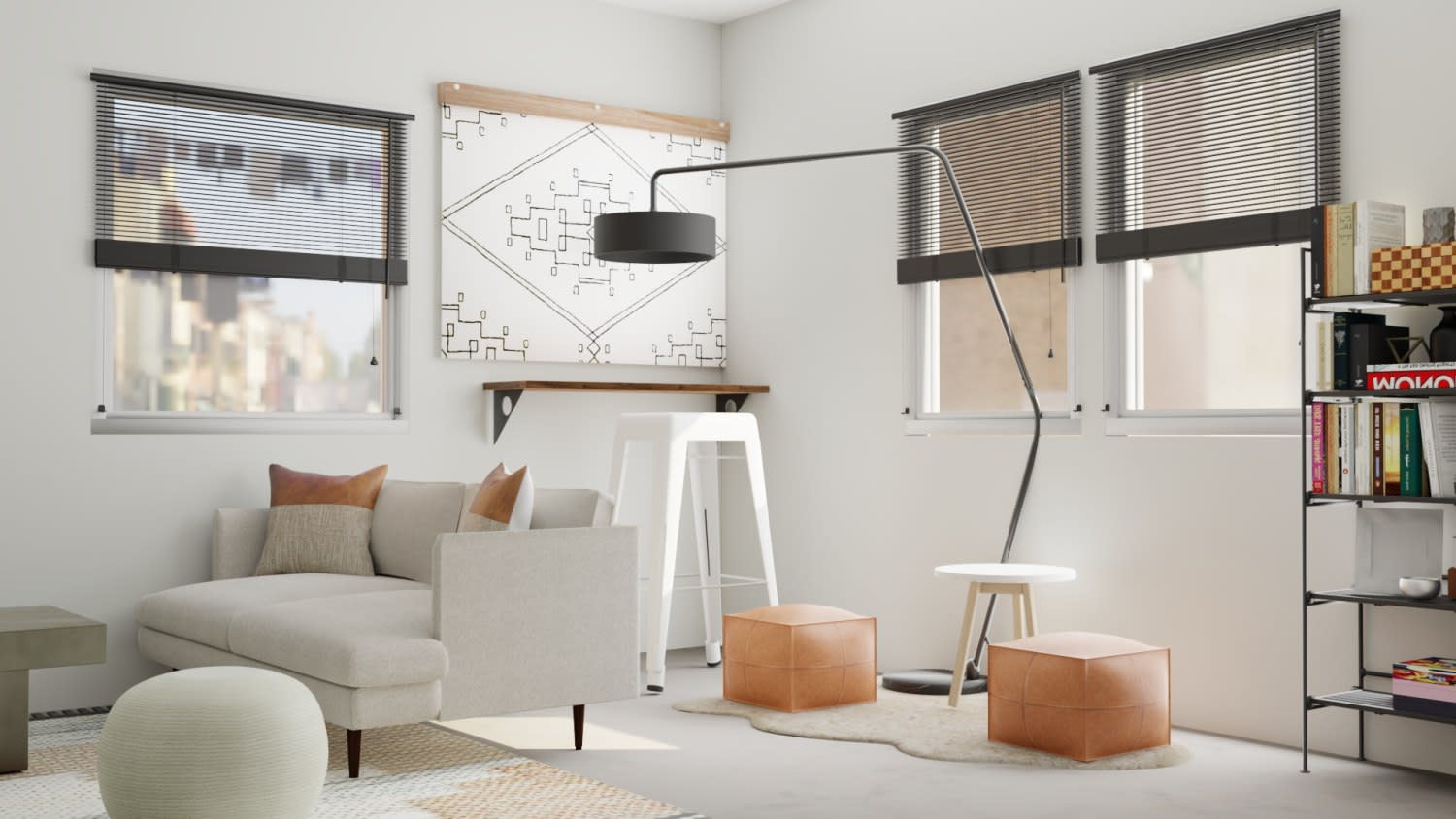 industrial small space