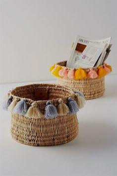 Versatile accessories baskets