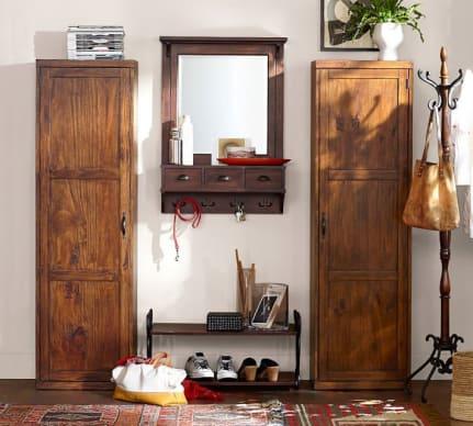 open-shoe-rack-wooden-iron