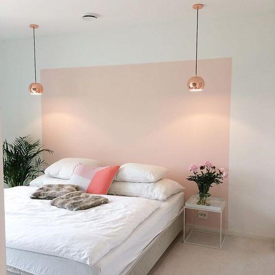 small bedroom interior