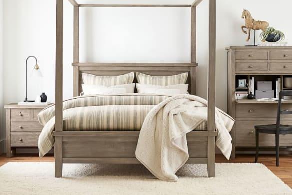 Canopy Bed, Wayfair