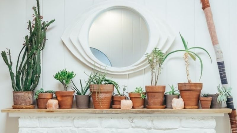 Decorate Your Mantel With These 7 Spring Mantel Decor Ideas Spacejoy