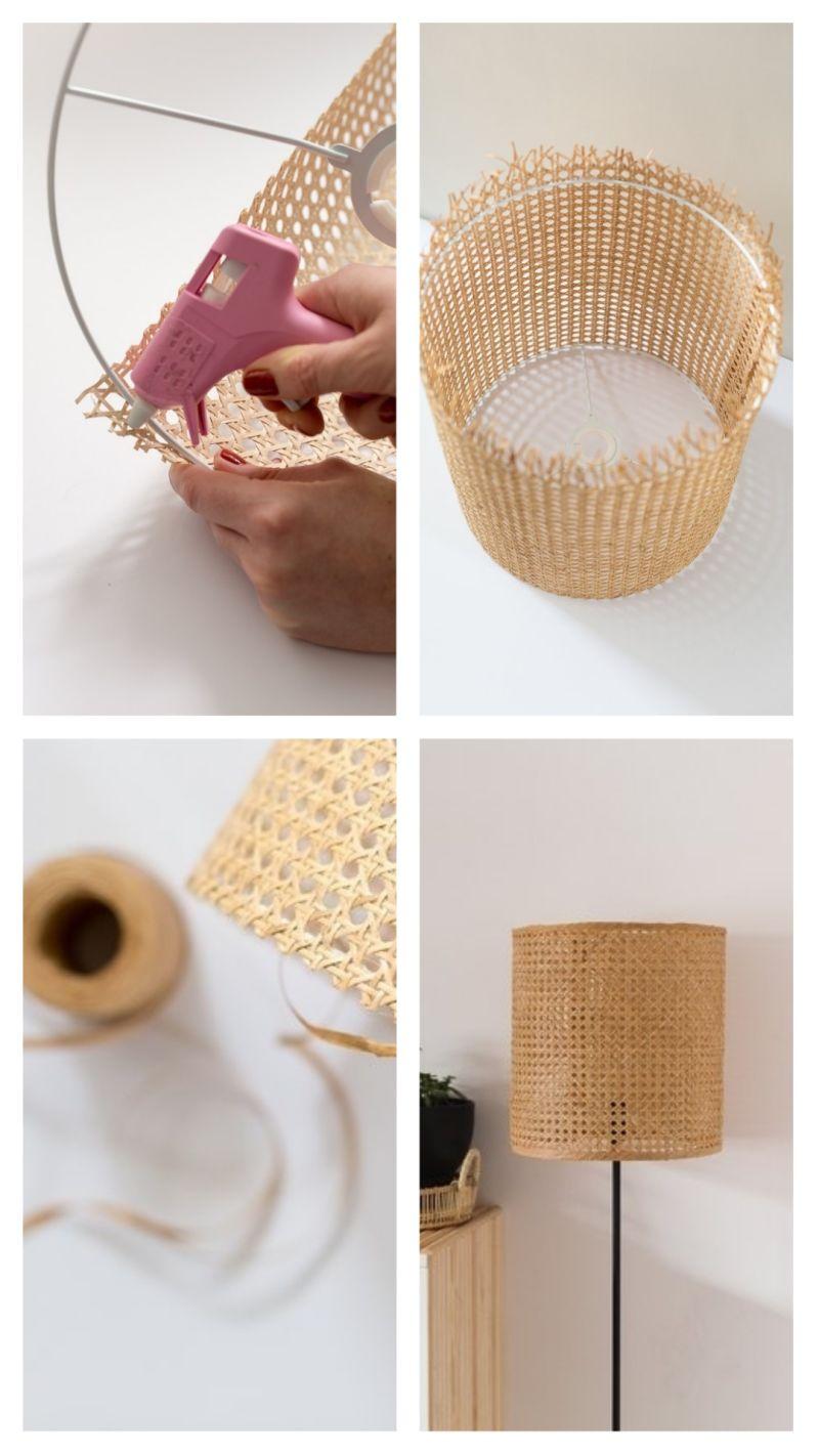 Hanker Lamp Shade DIY