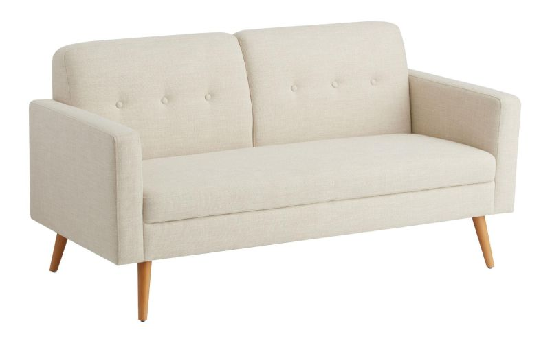 Worldmarket sofa in ivory
