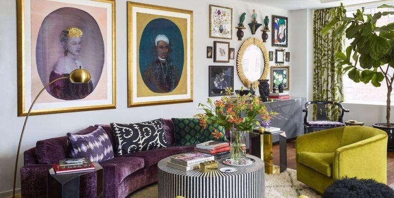 5 Modern Living Room Interior Design Decor Ideas You Can Steal Spacejoy