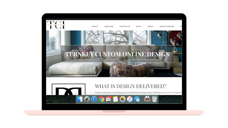 Traci Connell Online Design Services