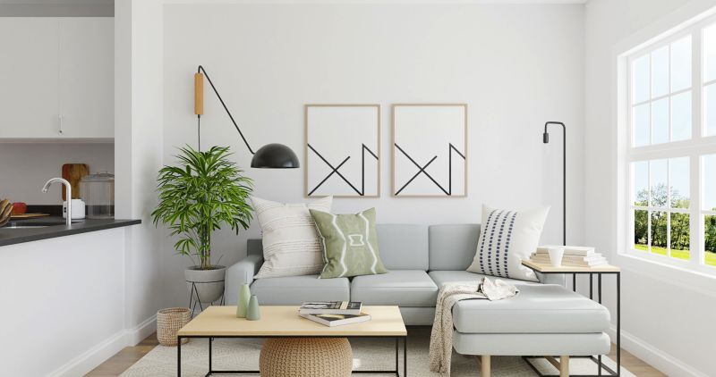 17 Small Living Room Ideas to Maximize Your Space | Spacejoy