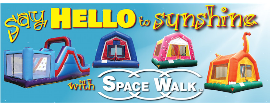 Fabulous Space Walk Of Guernsey County Oh Inflatable Rentals Home Interior And Landscaping Eliaenasavecom