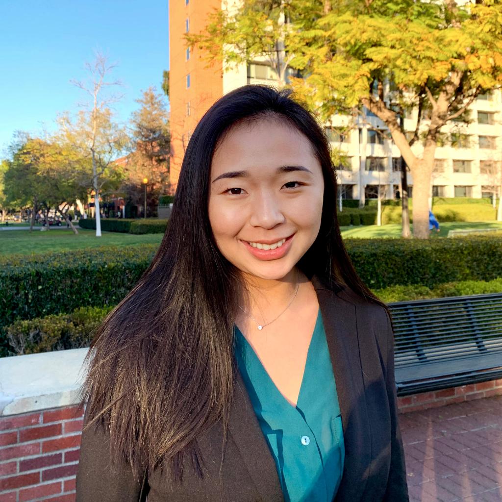 Layla Yun from University of Southern California