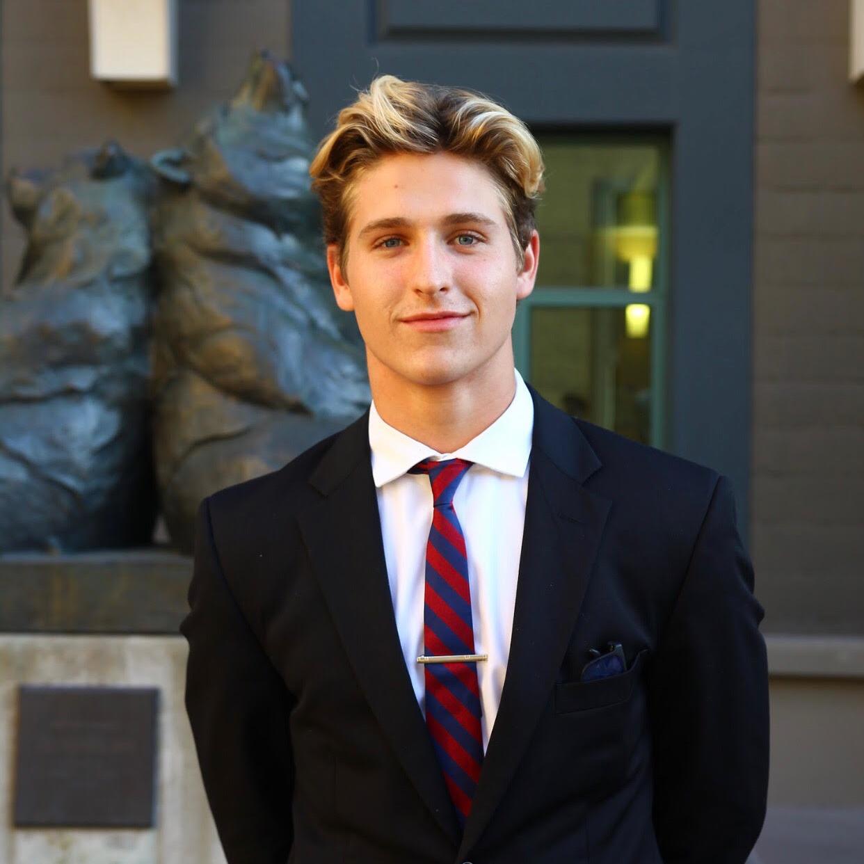 Grant Sutter from UC Berkeley