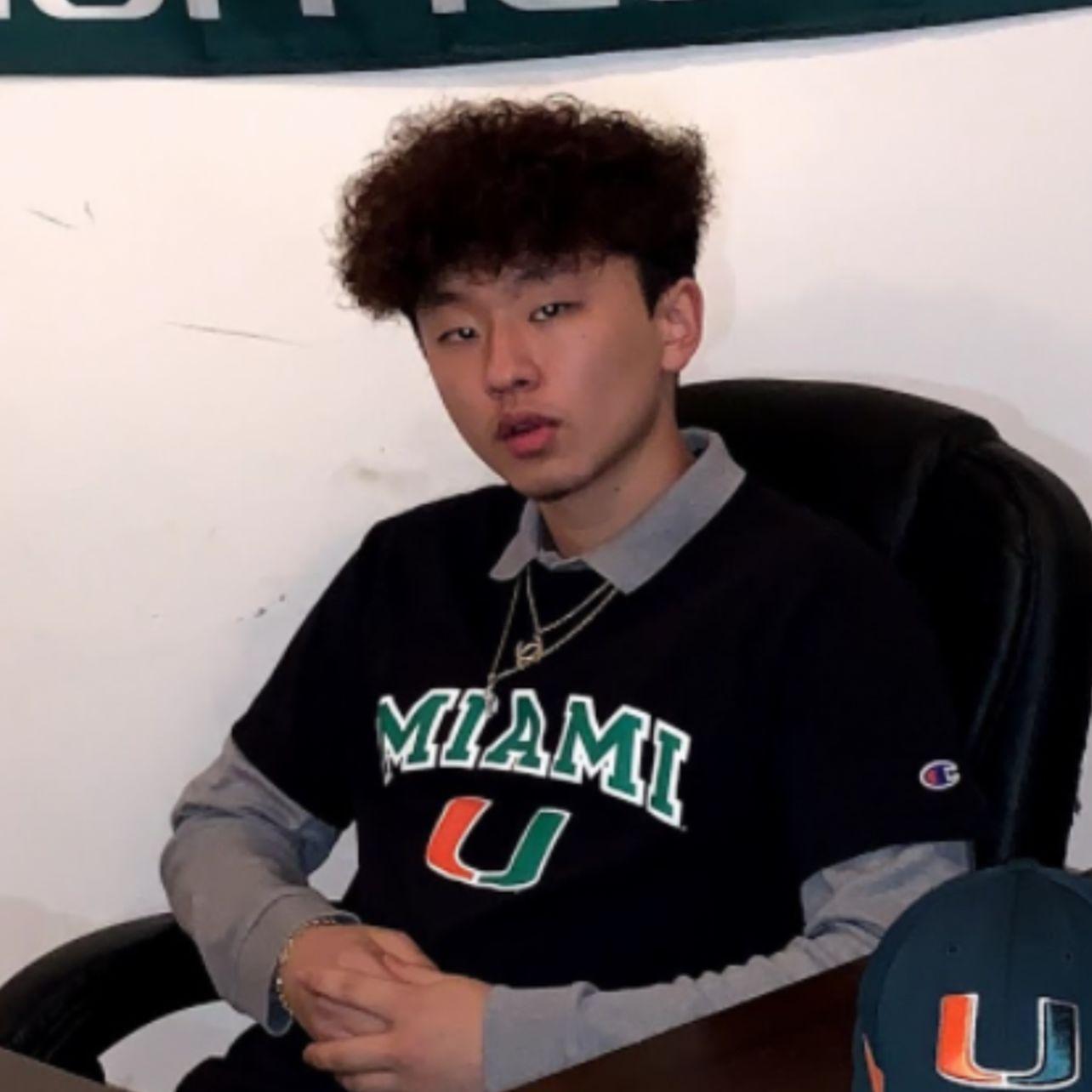 Brandon Lee from University of Miami