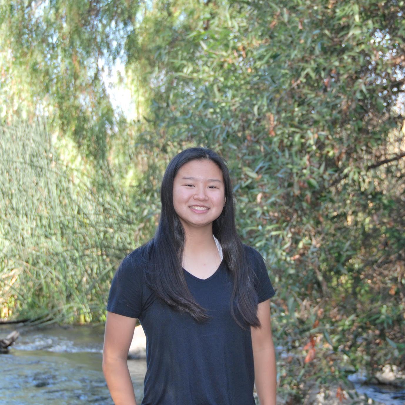 Samantha Chin from California State University