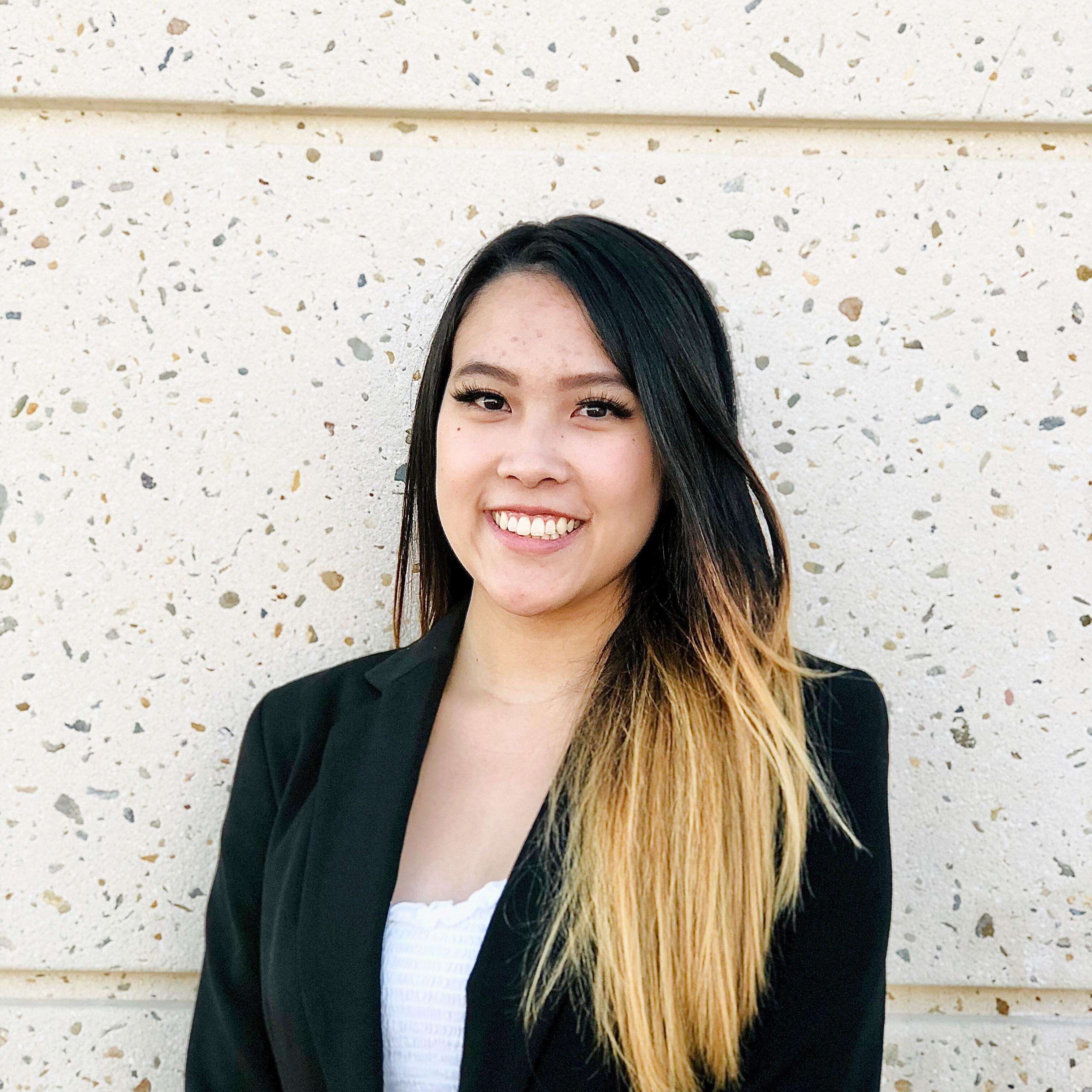Ashley Nguyen from UC Davis CSI