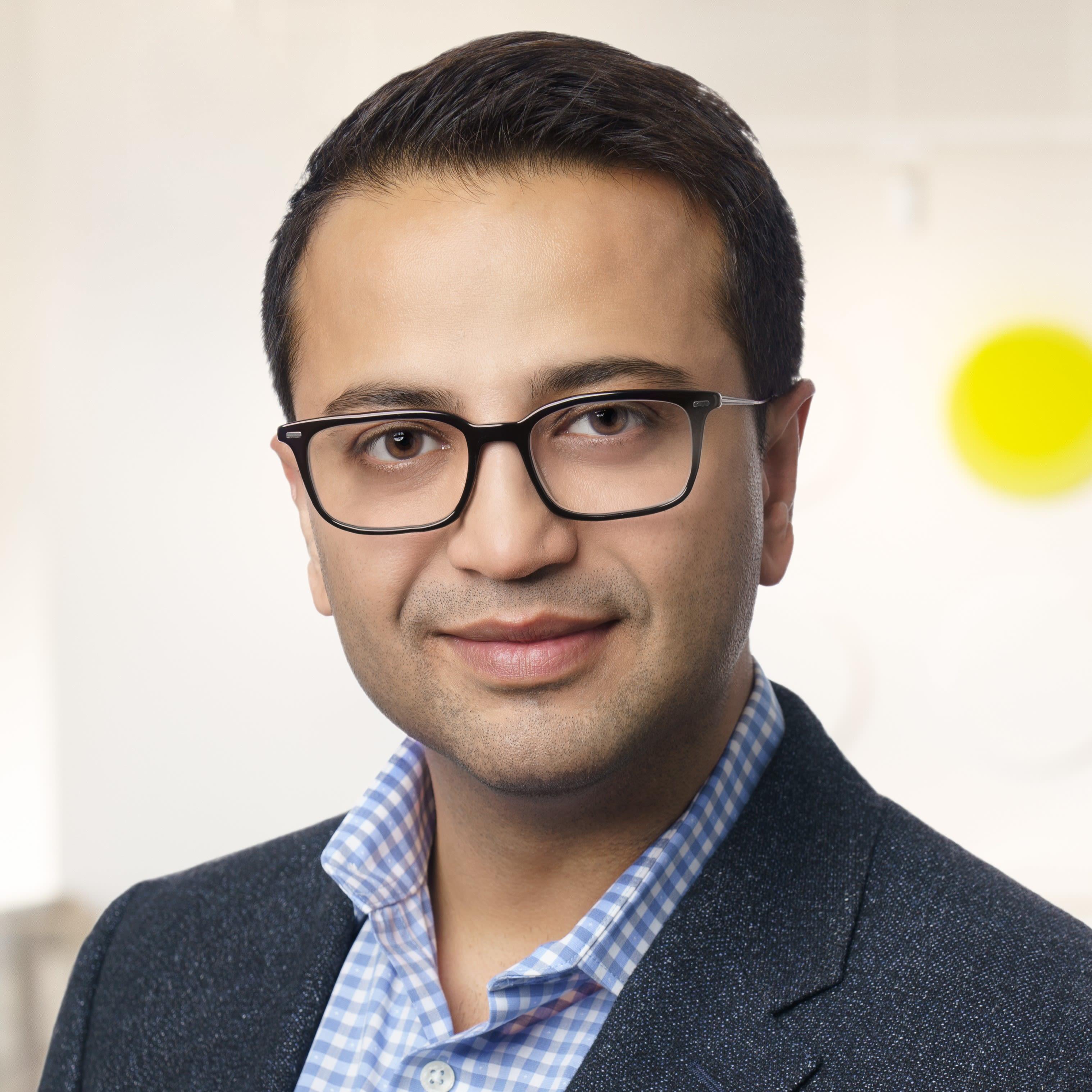 Naveen Bhateja from Medidata Solutions