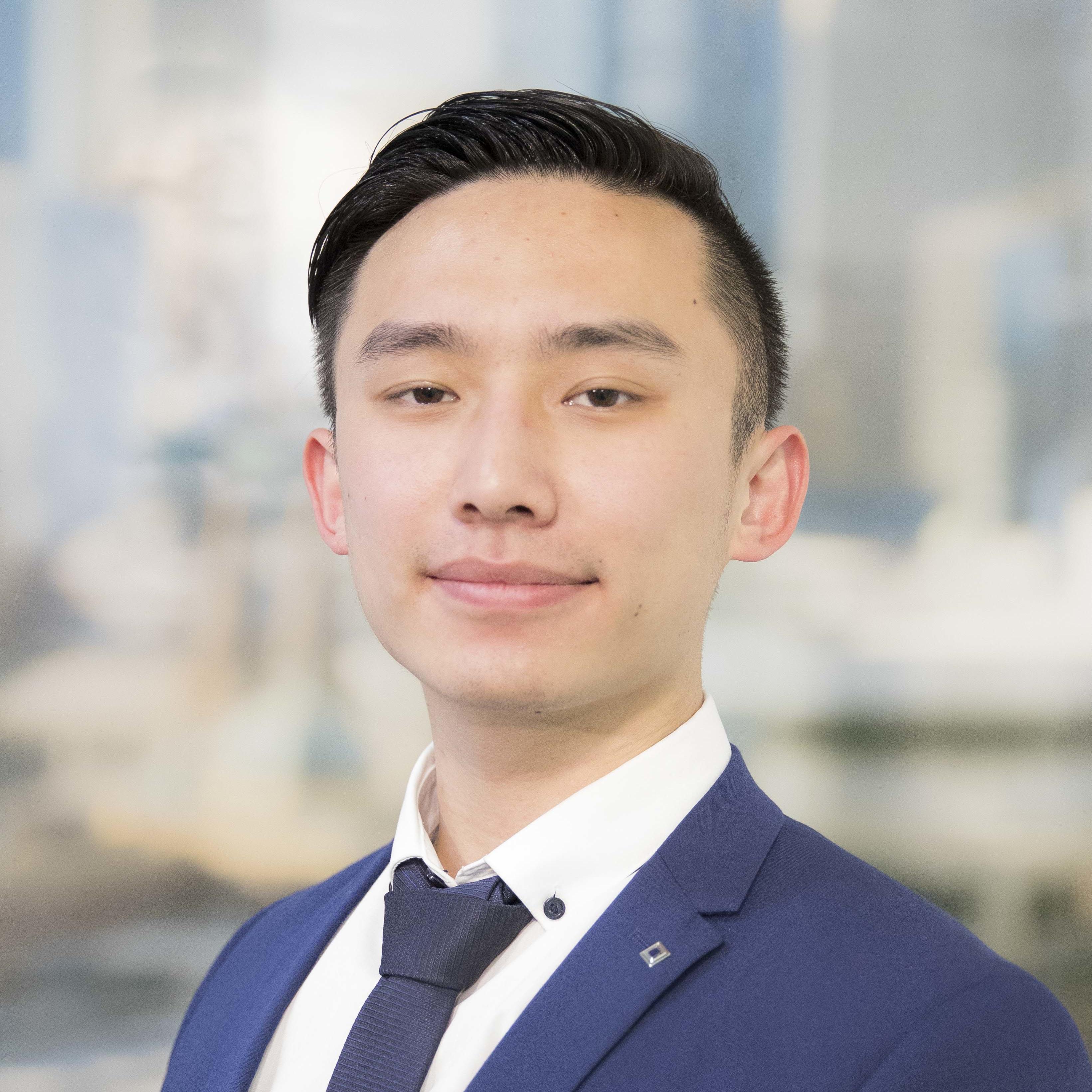 Harry Li from Qualcomm Institute