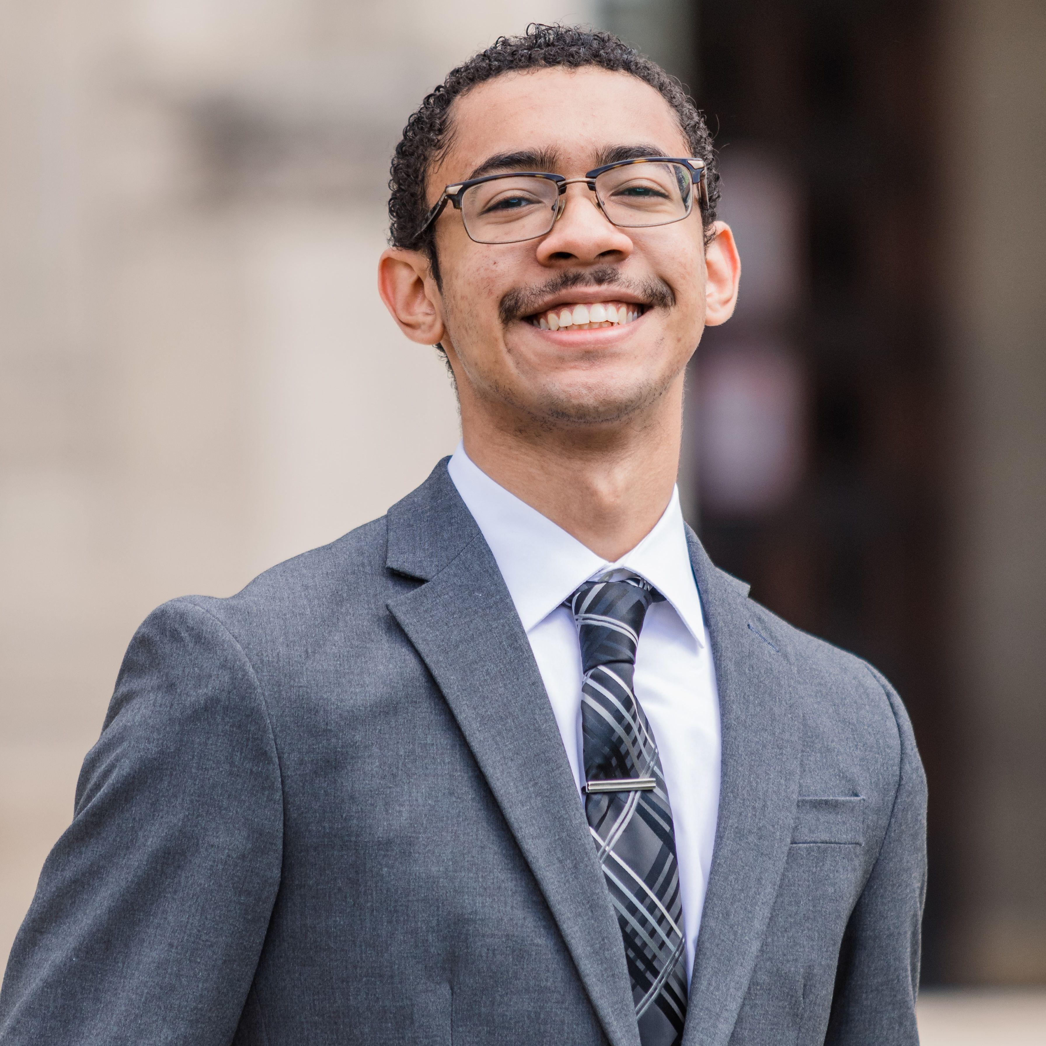 Christian Rodriguez from Northwestern University