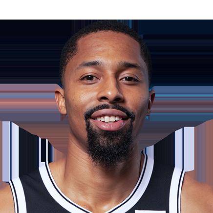 Spencer Dinwiddie from Brooklyn Nets