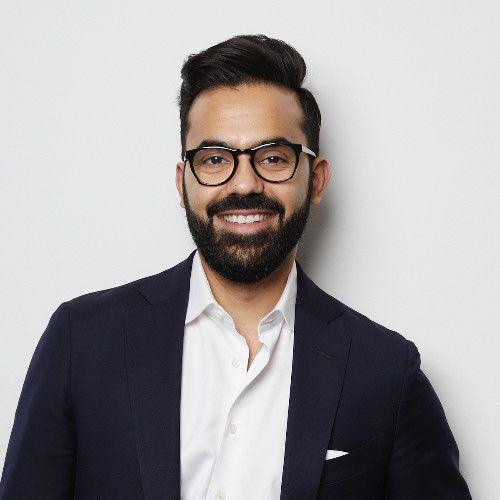 Deepen Parikh from Courtside Ventures