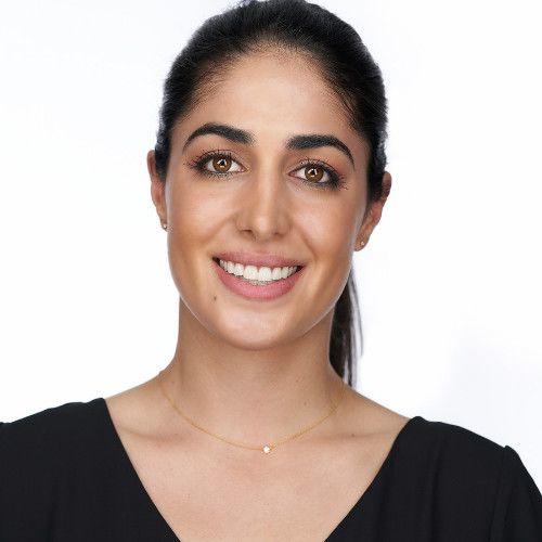 Haley Rosen from Just Women's Sports